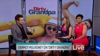 Dermot Mulroney on &quotBad Grandpa&quot