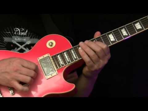 Guitar Lesson - Suzie Q ( Riff & Lead 60s Style )