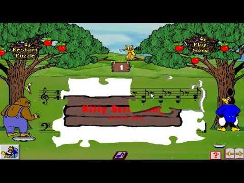 Lenny's Music Toons [Full Game] (CD Rom, 1993) [Nostalgic]