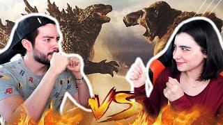 PVP KING KONG VS GODZILLA EN FREE FIRE  *LEGENDARIO* | MACHIKAYT VS ANTRONIXX