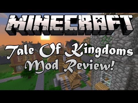 Minecraft: Tale of Kingdoms | Ep.1