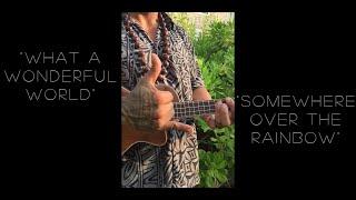 INSTRUMENTAL WEDDING MUSIC UKULELE - Somewhere Over The Rainbow - Bula Akamu