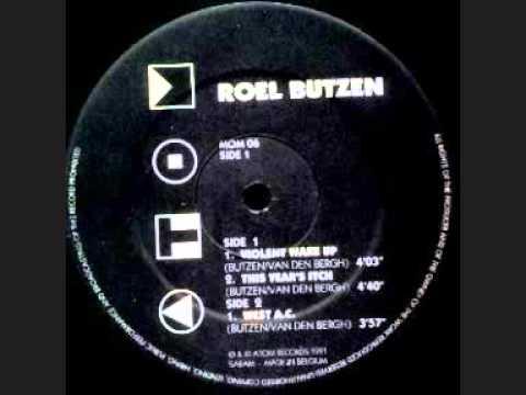 Roel Butzen - Violent Wake Up