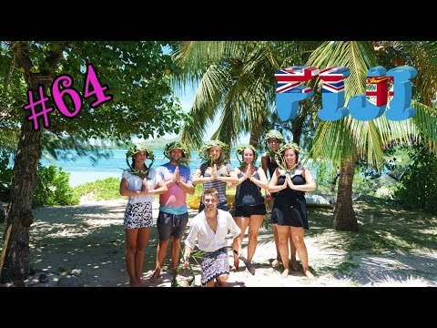 KÖRBE und RINGE SELBST MACHEN   FIJI    Work & Travel Australien #64