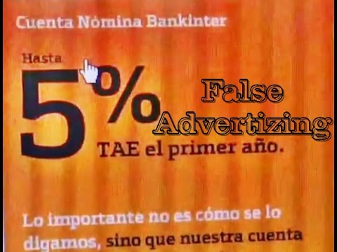 False Advertizing : Word of the Day