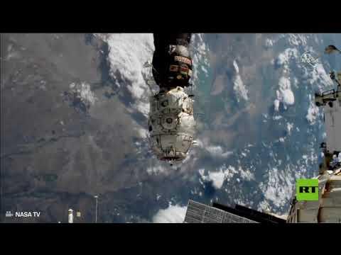 شاحنة -بروغريس- ووحدة -بيرس- الفضائيتان تنفصلان عن المحطة الفضائية الدولية  - نشر قبل 6 ساعة