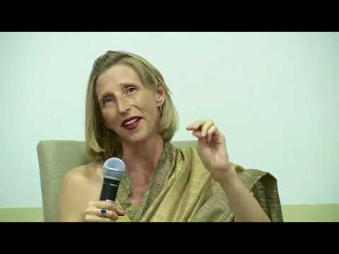 Farewell to The New York Times' South Asia Bureau Chief Ellen Barry and to welcome her successor Jef