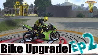 "ARMA 3: City Life "" Bike Upgrade! "" Ep. 2"