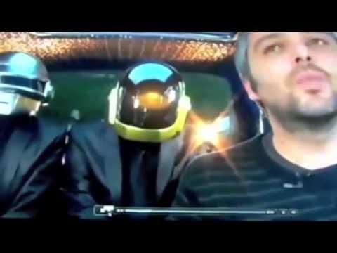 Le vrai visage des Daft Punk