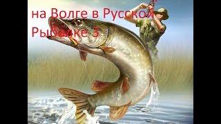 Ловля Зачетной Щуки на Волге в Русской Рыбалке 3