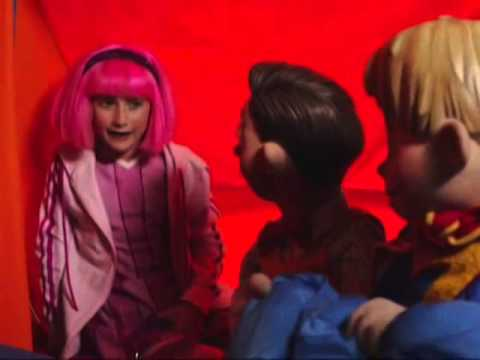 Lazy Town   Series 1 Episode 13   Cry Dinosaur