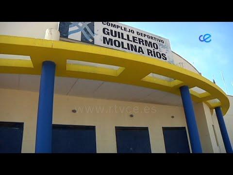 El Complejo Deportivo 'Guillermo Molina' ya cuenta con un nuevo sistema de ventilación