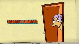 Acabou o Shampoo - Rapidinhas do Suricate
