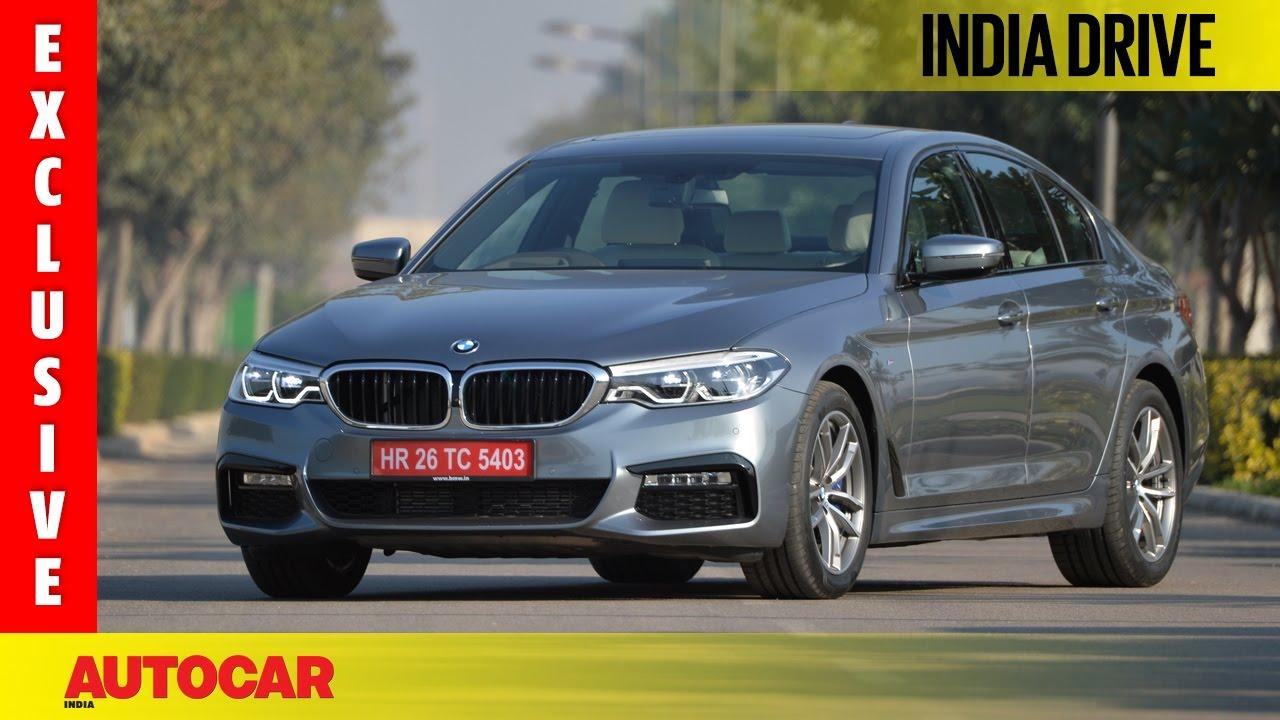 2017 BMW 5-Series | Exclusive India Drive | Autocar India