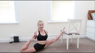 Sunday Morning Contortion Stretch Routine