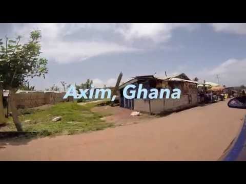 Engineers Without Borders travel to Axim, Ghana