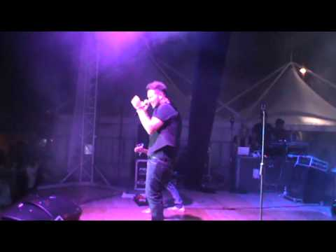 Antonino - Just the way you are (live Passo Corese)