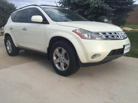 2005 Nissan Murano Sl Awd 4dr Suv For Sale Longmont Co 80504 At