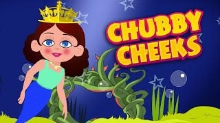 Chubby Cheeks Rhyme - New Version - Famous Rhyme For Children