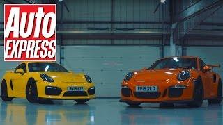 Porsche 911 GT3 RS 991 laptimes, specs, performance data ...