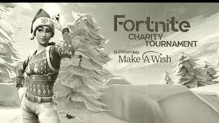 Mixer Charity Event - Fortnite - Make-A-Wish