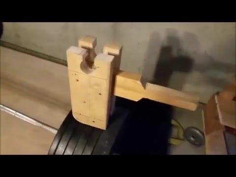 $5 Homemade Mini Deadlift Jack, Tested at 625lbs