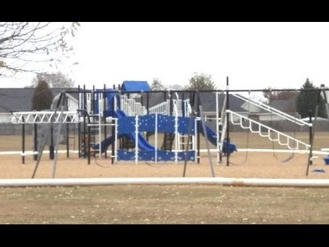 Dead teen found hanging in elementary school playground - Lake Joy Primary School