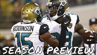 Jacksonville Jaguars 2016-17 NFL Season Preview - Win-Loss Predictions and More!