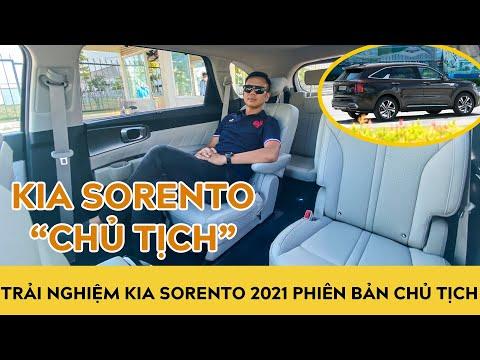 Đây rồi! Kia Sorento 2021 PHIÊN BẢN CHỦ TỊCH |Autodaily.vn|