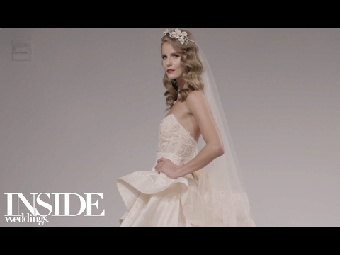 Anne Barge's Fall 2017 Bridal Collection
