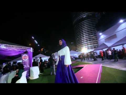 Malaysia's Longest Fashion Show - CHEMBOJA (ft. Amin Idris & Harris Alif & Women Collection 2015)