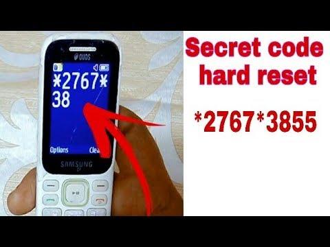 master reset code for all samsung mobile phones !! Technical Raghav
