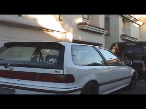 Ant's 1990 JDM Honda Civic Hatchback Las Vegas