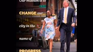 West Indian for Bill De Blasio AD