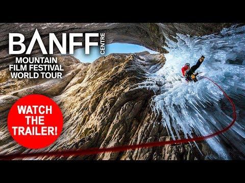 Banff Mountain Film Festival - 2018 UK & Ireland Tour Trailer
