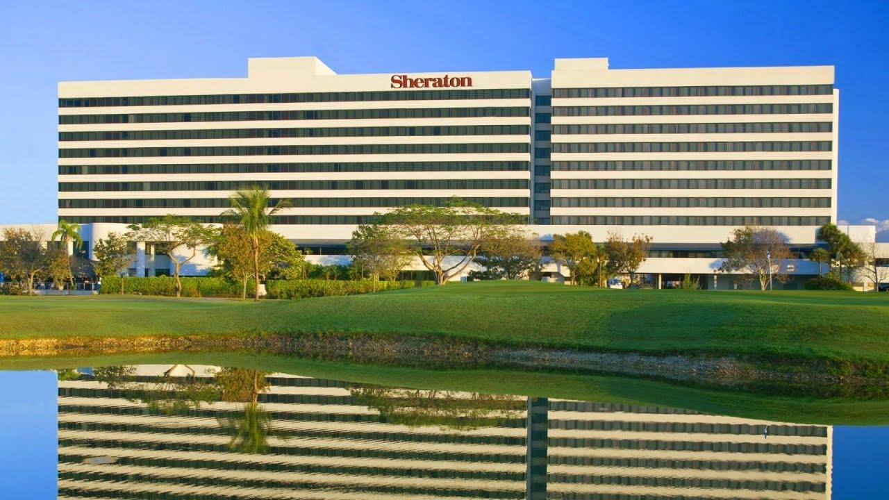 Sheraton Miami Airport Hotel Hotels Florida