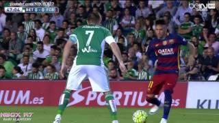 ملخص مباراة برشلونة وريال بيتيس 2-0 شاشة كاملة تعليق عصام الشوالي30-04-2016-HD
