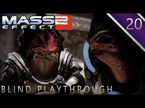 Mass Effect 2 Blind Playthrough | Ep20 - Visiting Wrex!