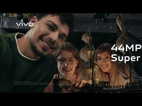 vivo V21 Series   OIS Night Selfie, For Your Best Moments
