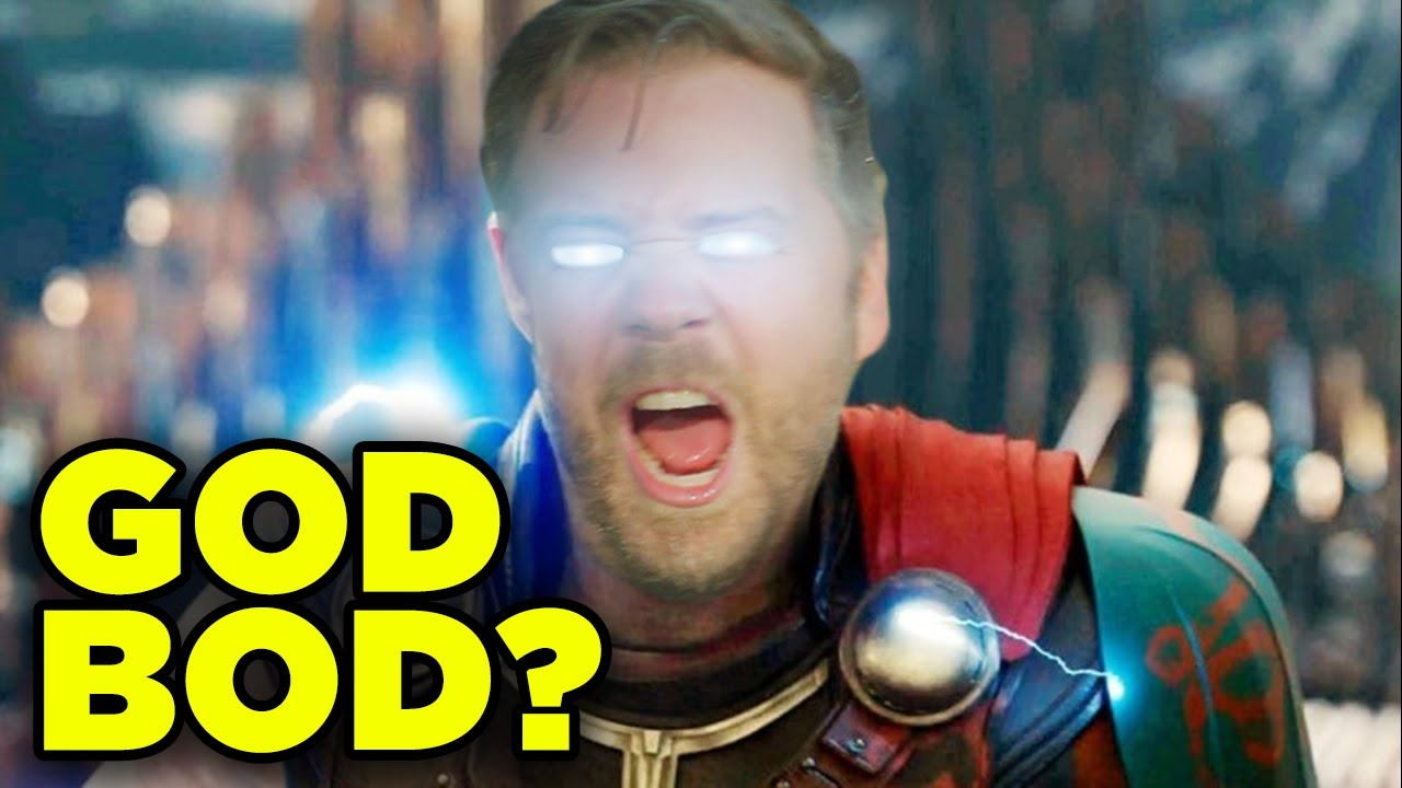 Get SWOLE as Thor In Ragnarok! Fitness Challenge Episode 9