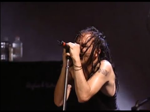 Korn - A.D.I.D.A.S / Shoots And Ladders - 7/23/1999 - Woodstock 99 East Stage (Official)