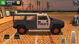 Emergency Driver Simulator City Hero 4X4 Police Car - Gameplay Android & iOS game