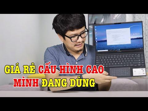 Đây là Laptop Windows GIÁ RẺ CẤU HÌNH CAO chính mình đang dùng bây giờ !