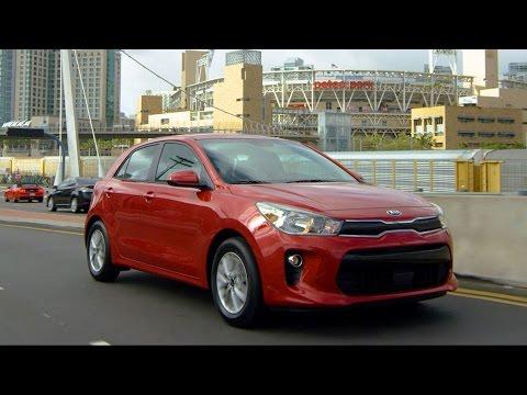 2018 Kia Rio 5-Door - Driving, Interior & Exterior (US spec)