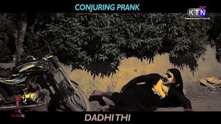Dadhi Thi Pranks || Conjuring || Horror Prank