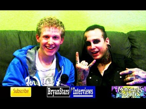 Motionless In White Interview #3 Joshua Balz 2013