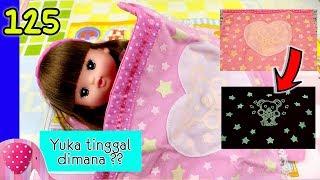 Yuka Tinggal Dimana ?? - Unboxing Selimut MellChan - Mainan Boneka Eps 125 S1P15E125 GoDuplo TV