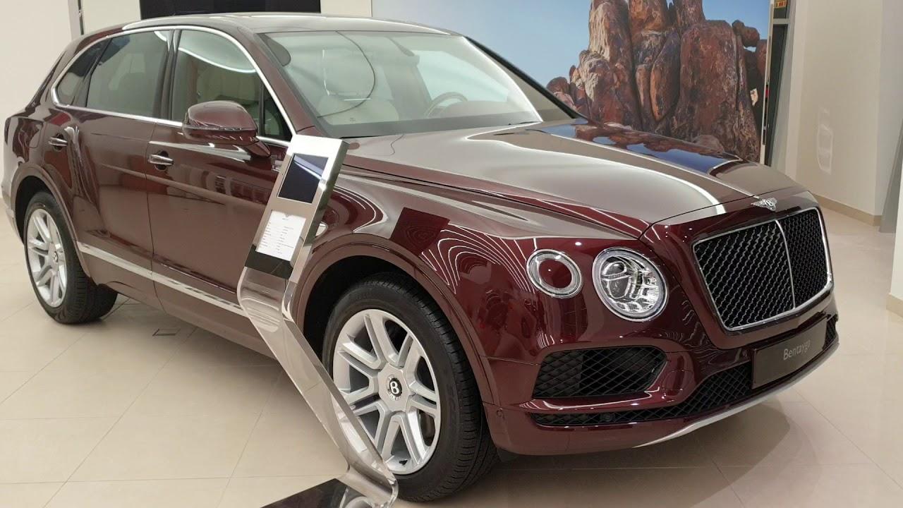 جيب بنتلي بنتايجا 2019 V8 وارد الزياني الكويت Bentley Bentayga Youtube