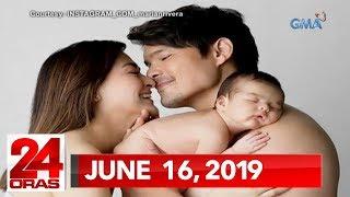 24 Oras Weekend: June 16, 2019 [HD]