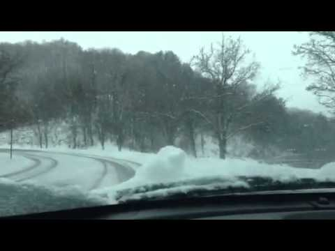Whitesburg Ky 2015 Snow of 12+ inches